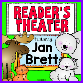 Readers Theater - Jan Brett