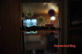 Faltsterne, Homeschool Blog, Bernice Zieba