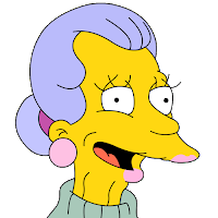 Beatrice Simmons - Los Simpson
