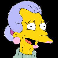 Beatrice Simmons - Los Simpson