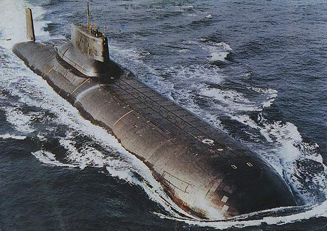 Russian submarine will take part in the world s biggest submarine