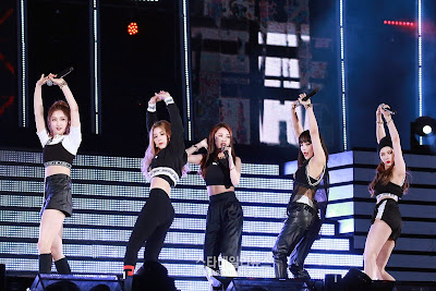 Dream Concert 2015 4minute
