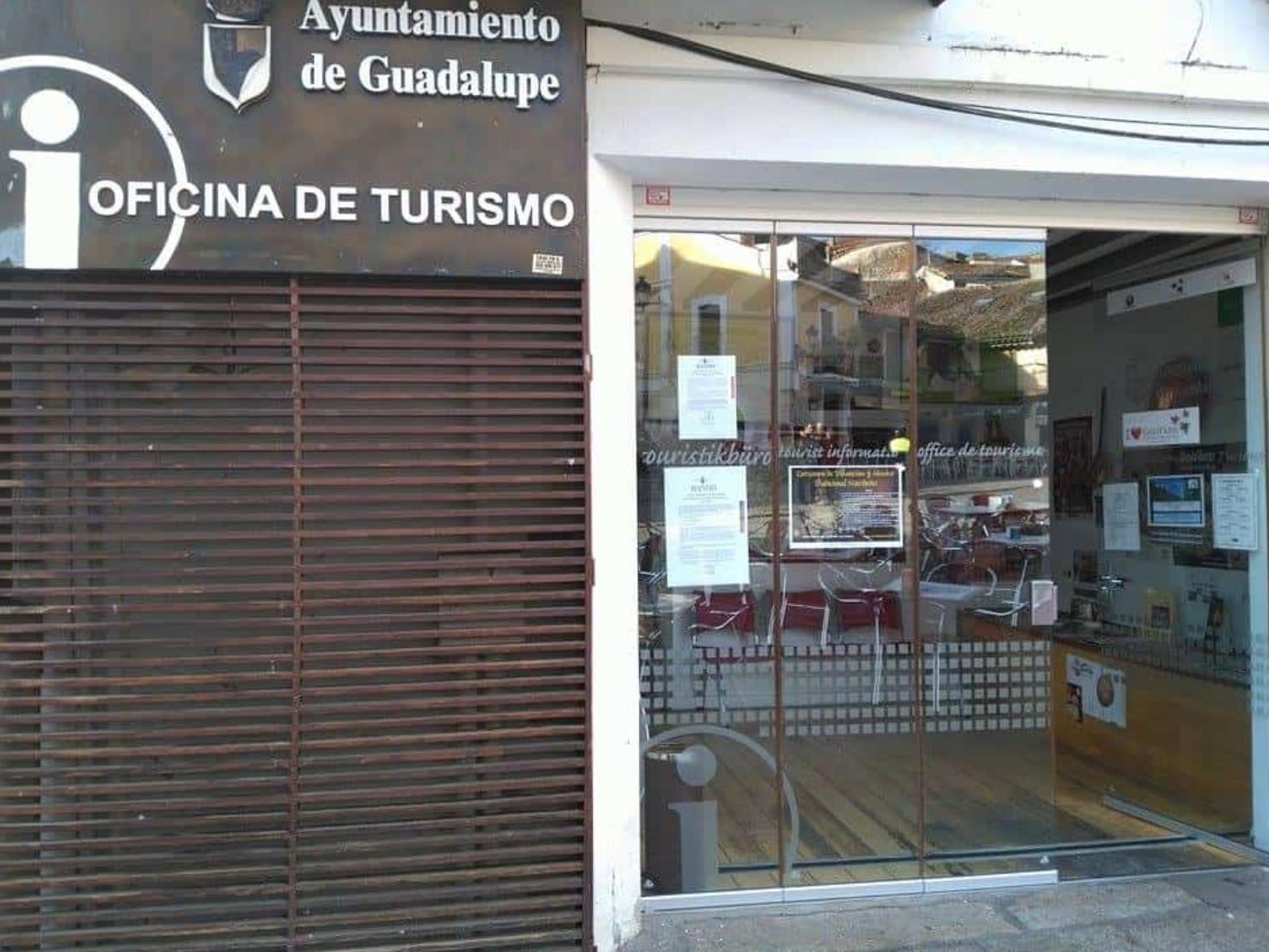 Oficina de Turismo de Guadalupe
