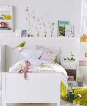 The infantil decora pegatinas para la habitaci n del bebe for Pegatinas habitacion infantil
