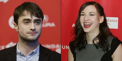 Daniel Radcliffe pode estar namorando a atriz Erin Darke | Ordem da Fênix Brasileira