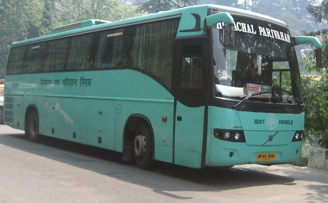Bus Timings And Bus Schedule How To Book Hrtc Online Bus
