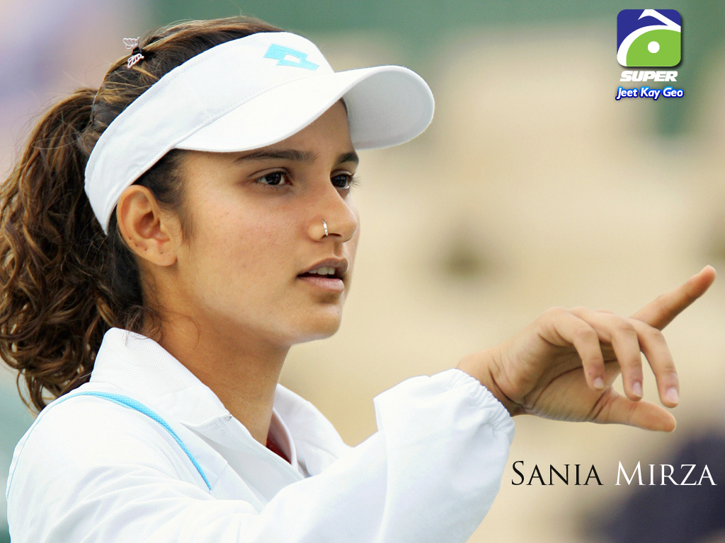 sania mirza tight pink top wallpapers - Mixed Hunt Sania mirza tight pink top normal wallpaper