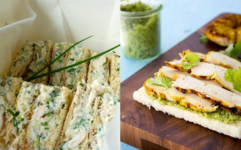 recetas de sndwiches gourmet
