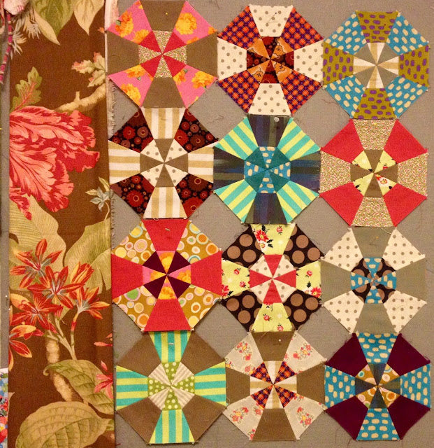 Design Wall Quilts Retractable : Nifty quilts on the design wall