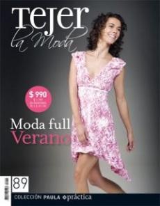 Revista Tejer la Moda №89