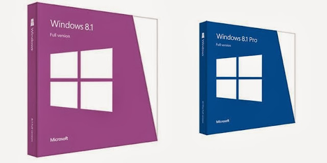 Price Windows 8.1 RTM