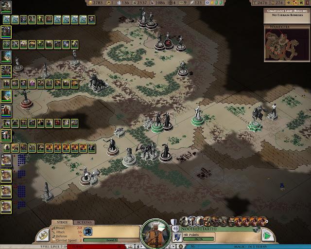 Elemental: War of Magic - Plenty of Heroes