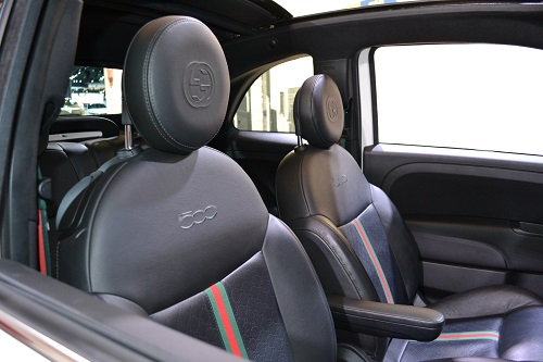 Fiat 500 by Gucci 2
