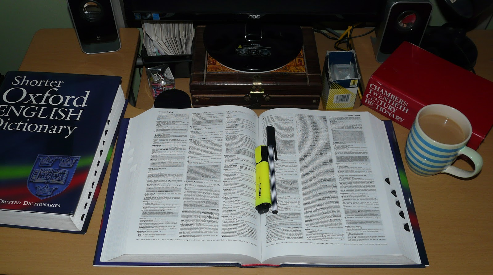 dissertation oxford english dictionary Oxford classical dictionary - abbreviations list b authors and books note: [- -] names of authors or works in square brackets indicate false or doubtful attributions.