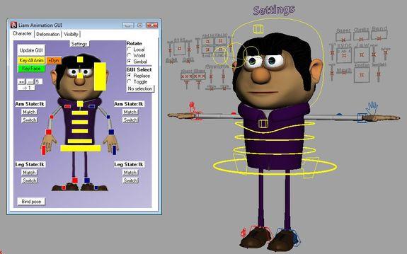 Maya 3D Models Free Download