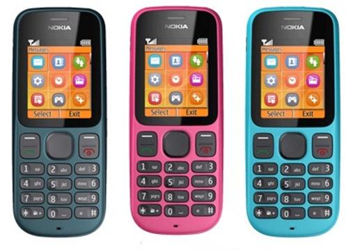 HP Murah Nokia 100 Harga Dibawah 500 Ribu