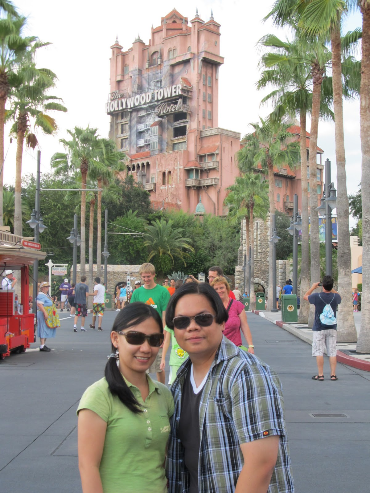 Disney Hollywood Studios Tower of Terror