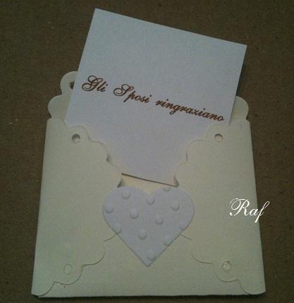 Creazioni di raf wedding creations letterine - Ringraziamento tacchino al colore ...