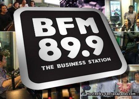 Stesen Radio BFM Didakwa Hina Islam