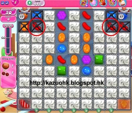 Candy Crush Saga 445