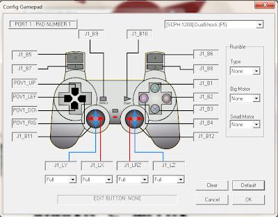 ePSXe Emulator 1.8.0 - Config Gamepad
