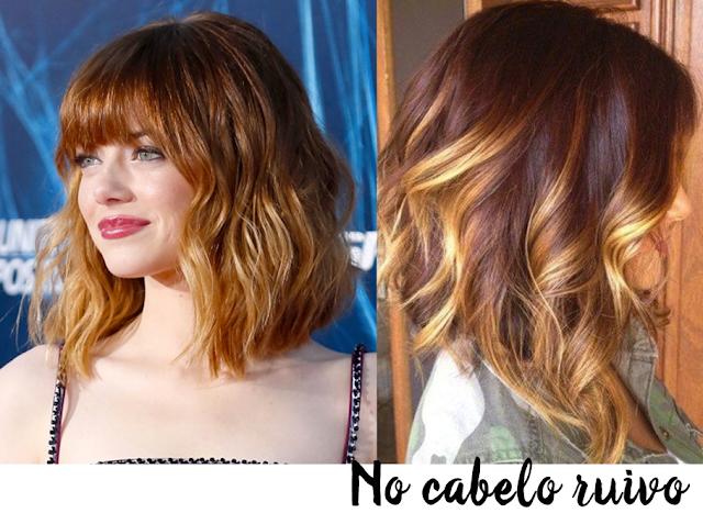 Ombré Hair: Dicas e inspiração para cada tipo de cabelo