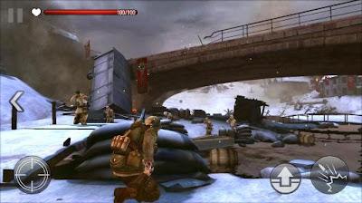 Picture : Frontline Commando Mod Apk