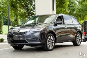 2014 Acura  on Atlanta Auto Beat  Sneak Peek At The 2014 Acura Mdx