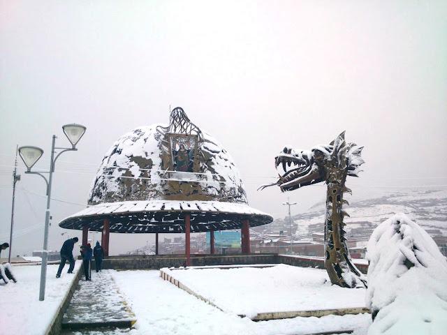 En Oruro Nevada