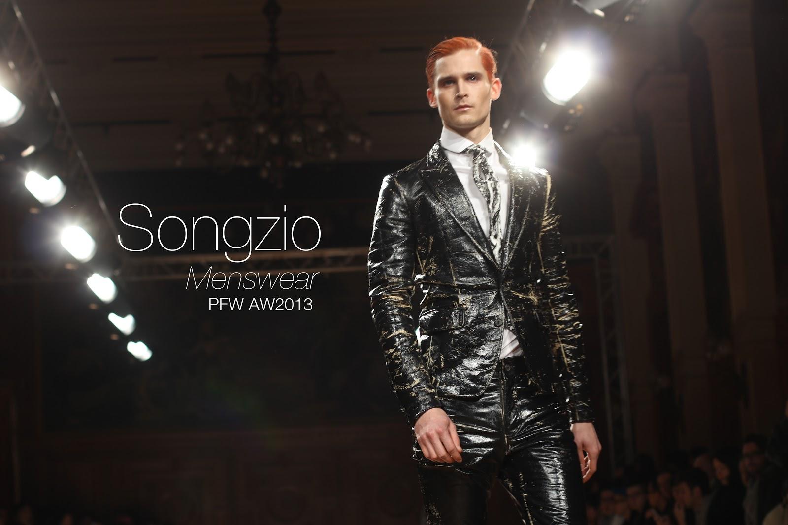 Songzio AH 2013 - Blog Mode - Fashion Week