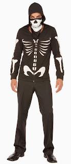 Dustin Bones Costumes