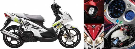 Modifikasi Scooter Matic NOUVO elegance 2 Spesifikasi.jpg