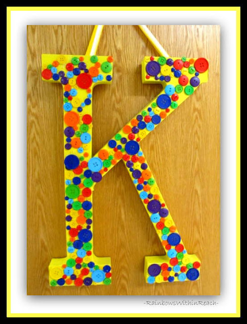 photo of: K is for Kindergarten: RoundUP of Kinder Resources at RainbowsWithinReach