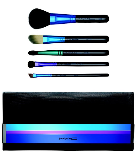 Holiday Collection M.A.C 2015 - brush kit  (foto: divulgação)