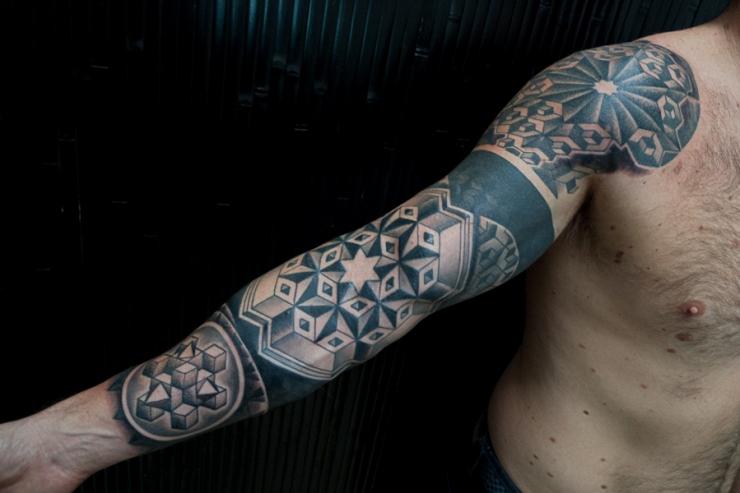Tattoos Geométricas