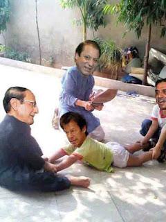 Imran zardari nawaz funny picture