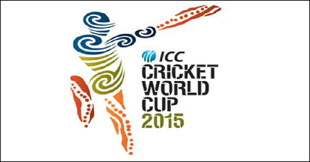 Logo of the Cricket World Cup 2015
