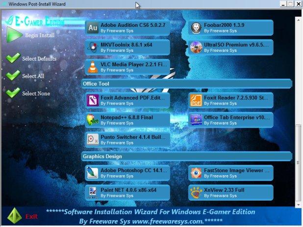 เท่ห์โปรแกรม โหลดโปรแกรมฟรี Aio 3 In1 Windows 7 8 1