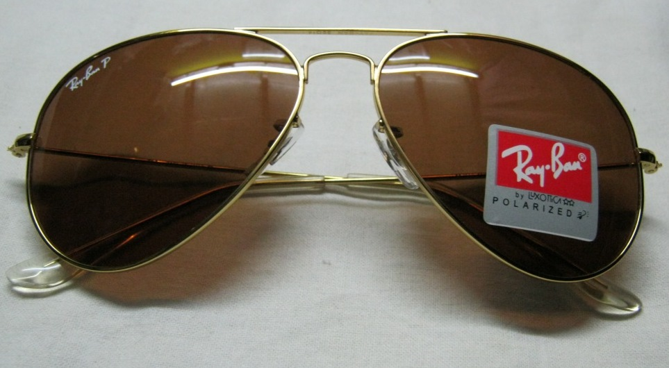 aviator ray ban polarized  Ray Ban Polarized Aviator Sunglasses: (1) RB 3025 P