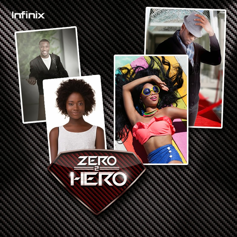 How To Share Your Infinix Zero To Hero Images Using Mobile Phone