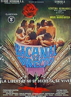 Bacanal en directo 1979