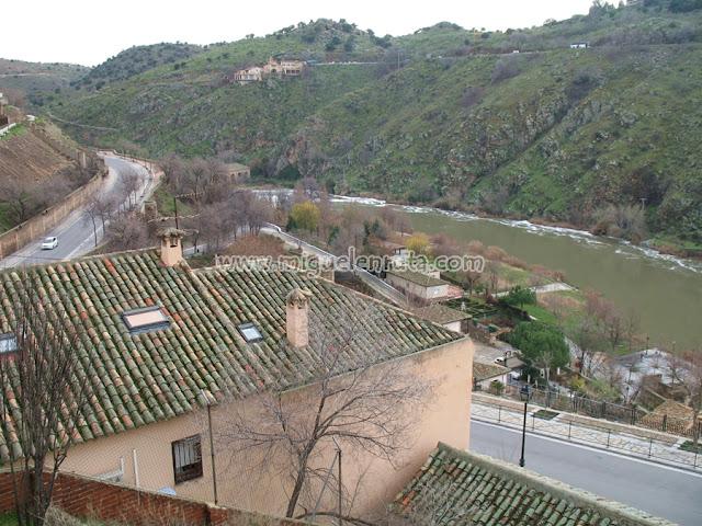 Río Tajo por Toledo