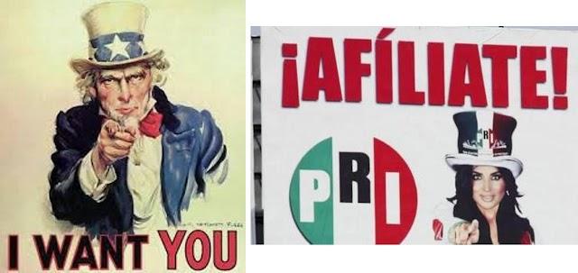 Consejera electoral contra afiliación en el PRI