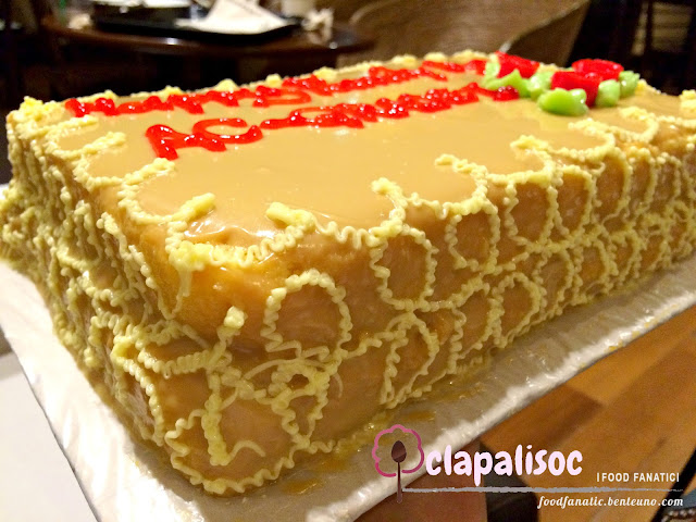 Caramel Cake by Costa Brava