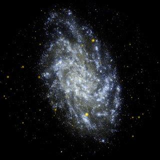 Галактика Треугольник M33