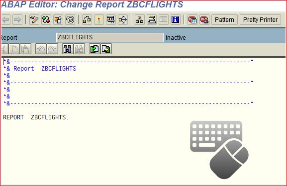Editor ABAP