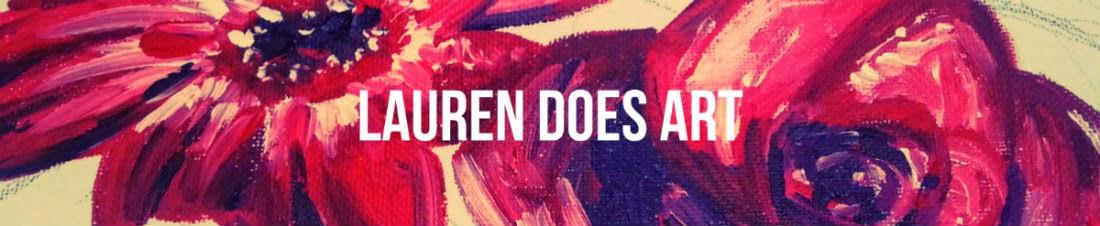 Lauren Does Art