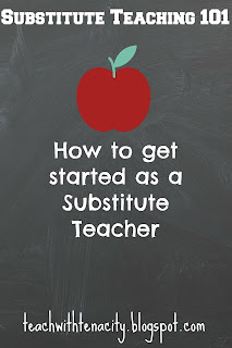 How to get started as a Substitute Teacher