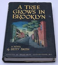 A Tree Grows in Brooklyn first edition cover