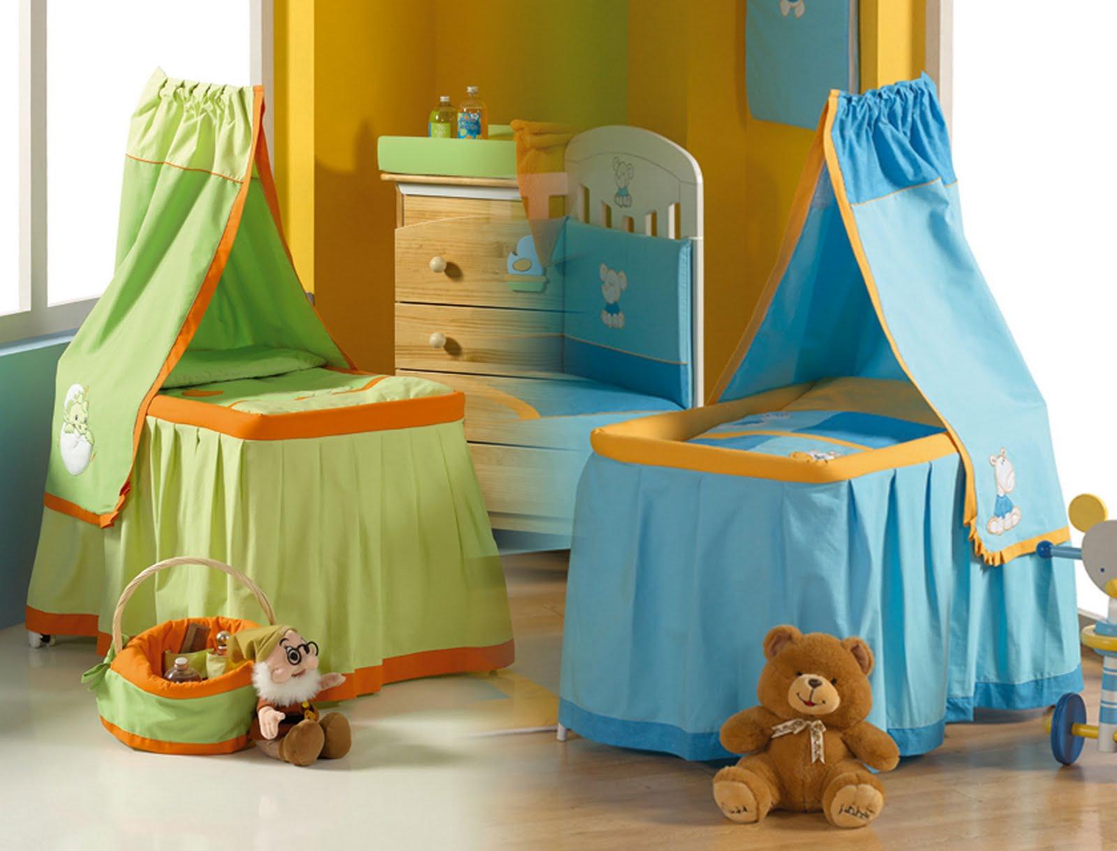 Decoraci n de rincones ideas para decorar el cuarto del bebe - Ideas para decorar el cuarto del bebe ...
